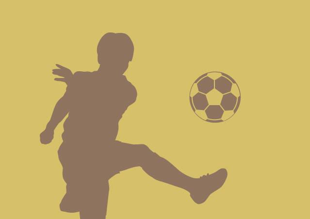 サッカー(捻挫・打撲・股関節痛)